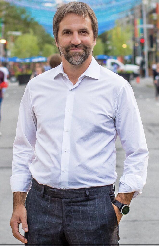 Steven Guilbeault, Minister of Canadian Heritage