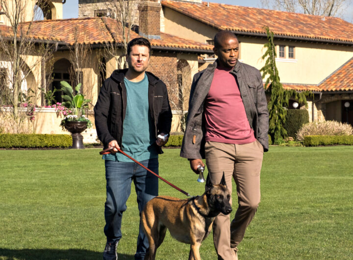 PSYCH: THE MOVIE 2 Pictured: (l-r) James Roday and  Dulé Hill