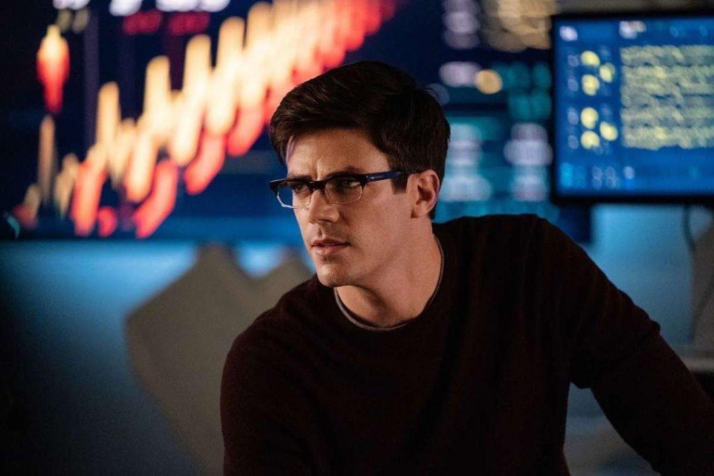 Grant Gustin star of The Flash, filmed in Vancouver