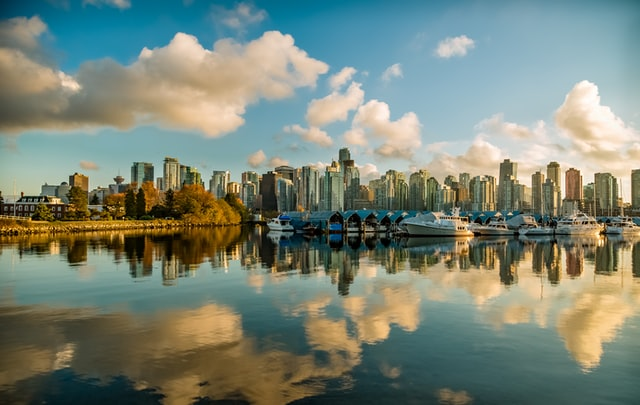 Vancouver photo taken by Mike Benna