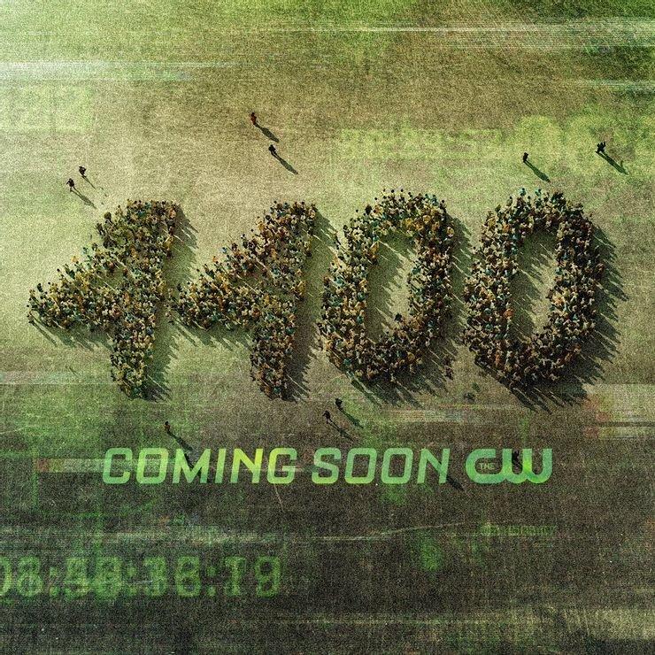 4400 The CW Sci-Fi reboot