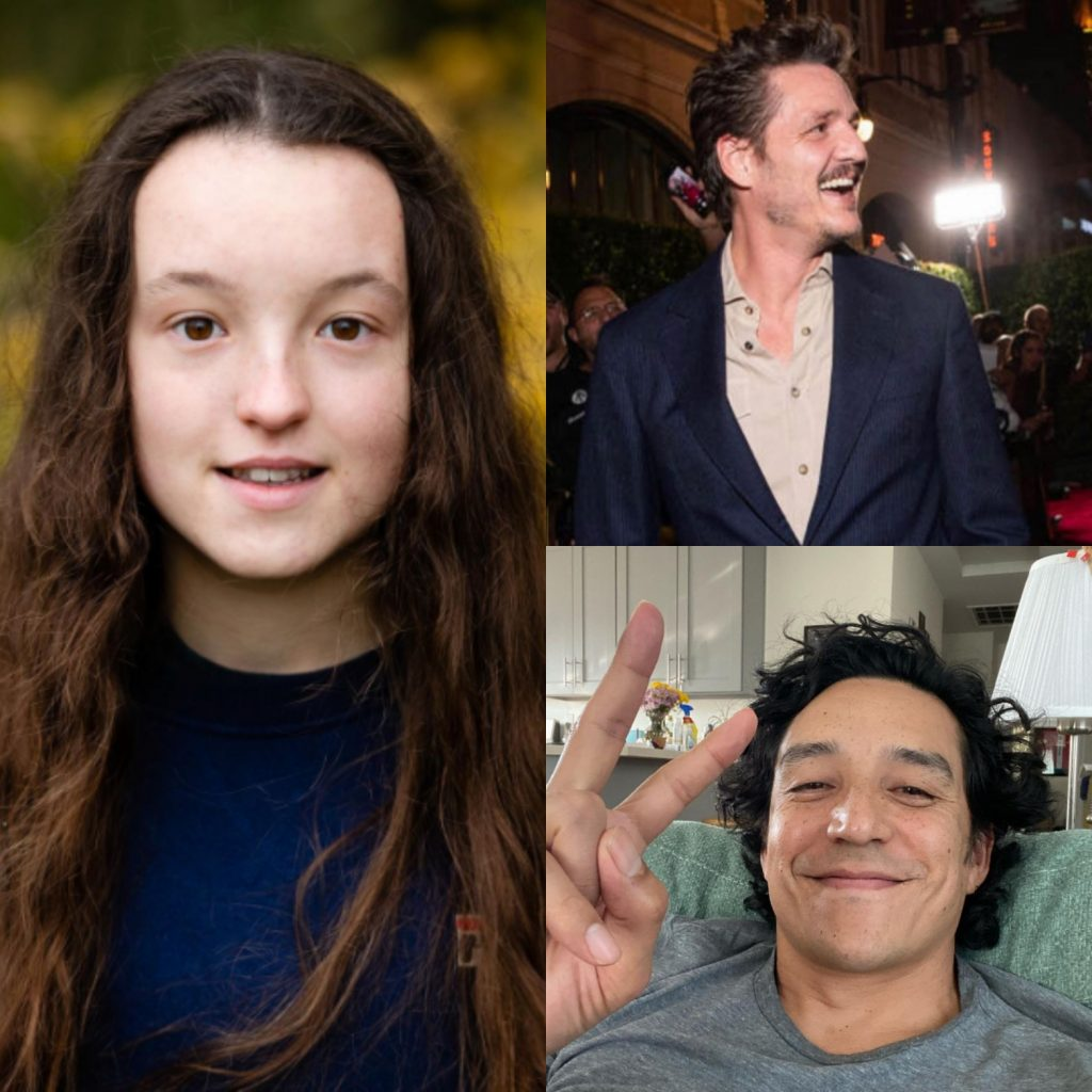 The Cast of Last of Us